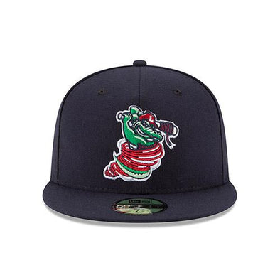 Lowell Spinners Limited Edition New Era 2017 Alternate Gator 59Fifty Cap
