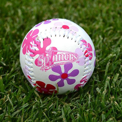 Spinners Flower Baseball