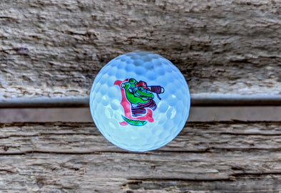 Spinners Home Logo Golf Ball