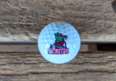 Spinners Primary Logo Golf Ball