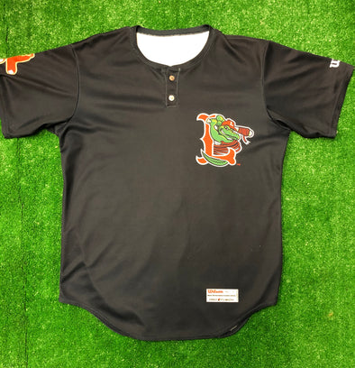 Lowell Spinners 2017-18 Game Worn BP Jerseys