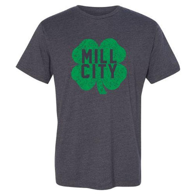 Lowell Spinners Mill City Shamrock Tee