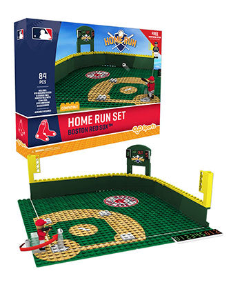 Lowell Spinners Oyo Boston Red Sox Home Run Playset