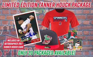 LIMITED EDITION Signed Tanner Houck Card Package