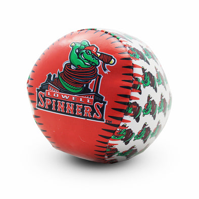 Lowell Spinners Step & Repeat Softee Ball