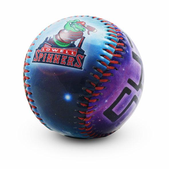 Lowell Spinners Space Baseball