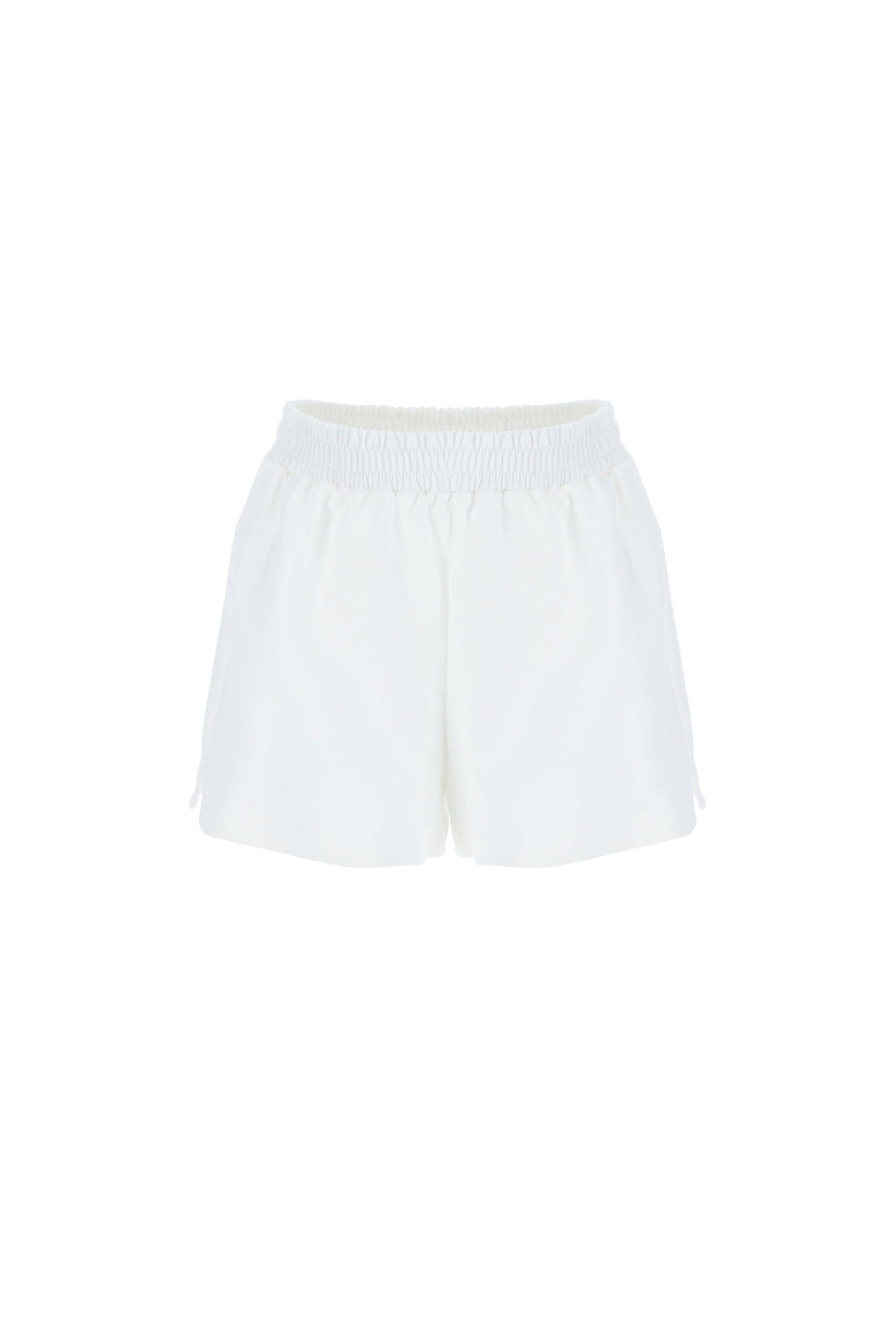 SHORTS IN FELPA CON SPACCHETTO LATERALE IMPERIAL