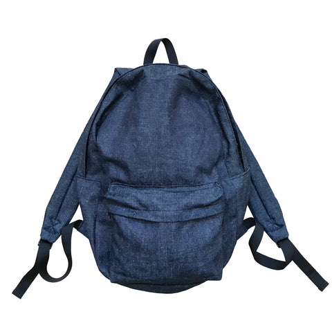 HEMP DENIM BACKPACK (FREE US SHIPPING)