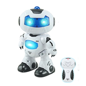 LEORY Electric Intelligent Robot Remote Controlled RC Dancing Robot best gift for children New easy to use