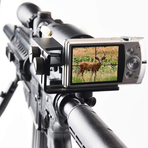 Scope Cam Adapter - Scope Camera Mount for Rifle Scope Gun Scope Airgun