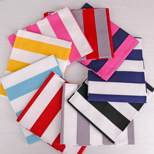 "1"" stripe fat quarter bundle"