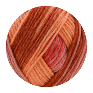 Fiddlesticks Superb 88 Variegated Yarn-Rhea