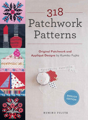318 Patchwork Pattern Book