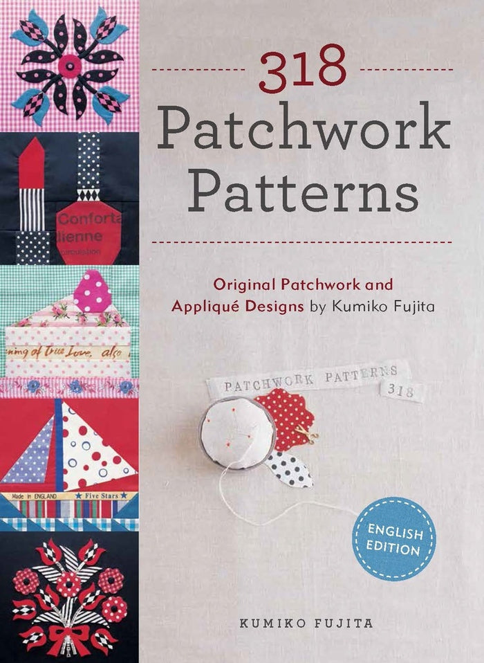318 Patchwork Patterns Book