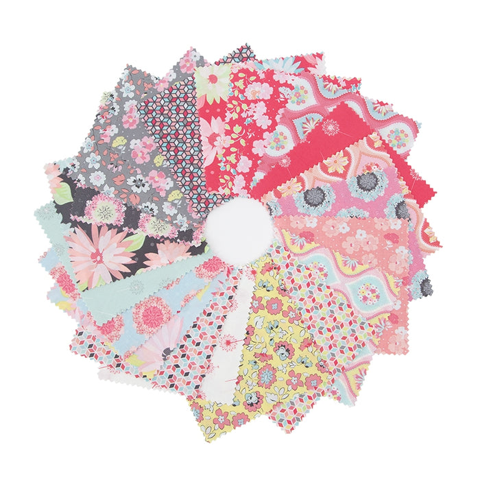 "Paper Daisies 5"" Stacker"