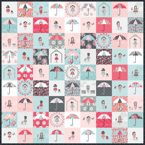 Rainy Days Fabric Kit