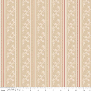 Romancing the Past Border Beige