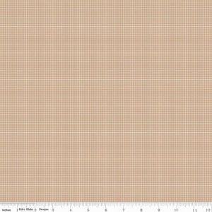 Modern Mini's Graph Paper Brown