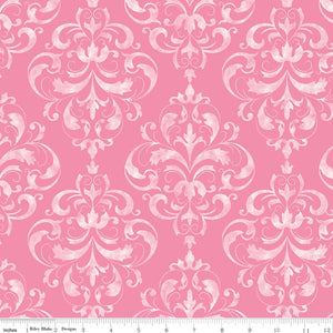 Sweet Melody Damask Pink
