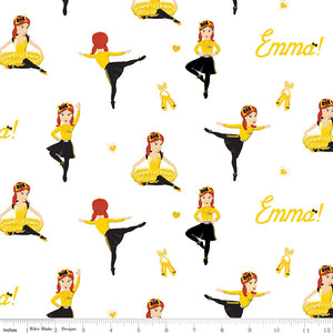 Ready, Steady, Wiggle! Ballet Emma White