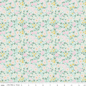 Milk & Honey Flower Patch Mint