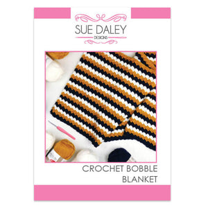 Crochet Bobble Blanket Pattern