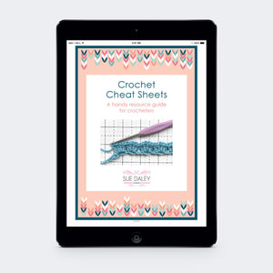 Crochet Cheat Sheets PDF