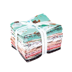 Sleep Tight Fat Quarter Bundle - 18 PCs