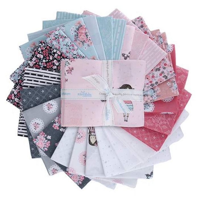 Abbie's Garden Fat Quarter Bundle - 24 PCs