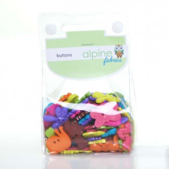 Novelty Button Pack - Gar Bright