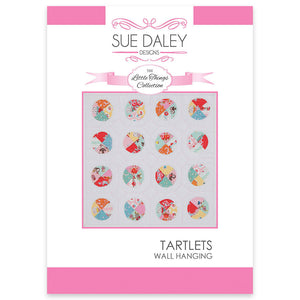 Tartlets Wall Hanging Pattern