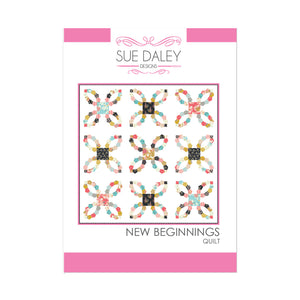 New Beginnings Quilt Pattern PRE-ORDER