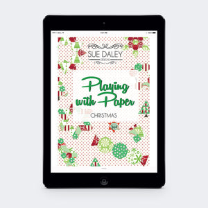 Playing With Paper Ideas Booklet - Christmas PDF Download