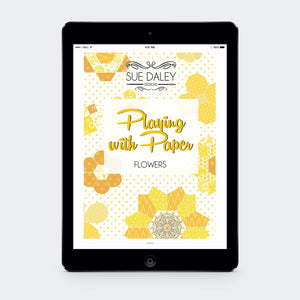 Playing With Paper Ideas Booklet - Flowers PDF Download