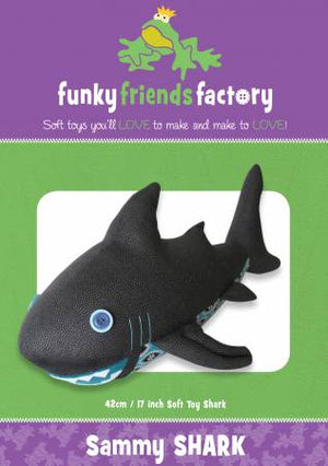 Sammy Shark Pattern