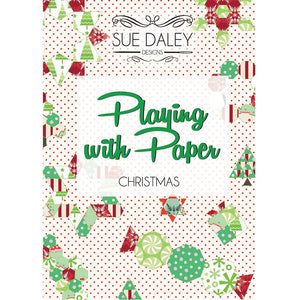 Playing With Paper Ideas Booklet - Christmas