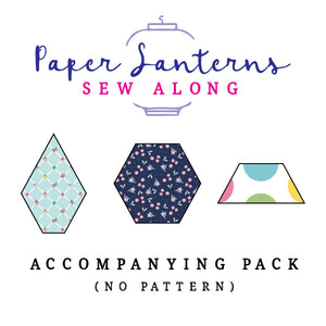 Paper Lanterns Paper & Template Pack
