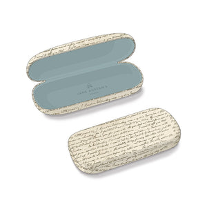 Jane Austen at Home Eye Glasses Hard Case - COMING SEPT