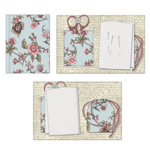 Jane Austen at Home Scissor Keeper - COMING OCT