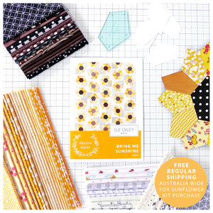 Bring Me Sunshine Quilt Fabric Kit