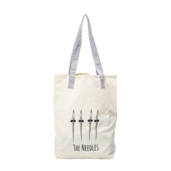 The Needles Canvas Tote