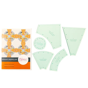Airship Propeller Block Classics Template Set
