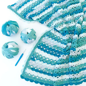 All the Shells Blanket Kit