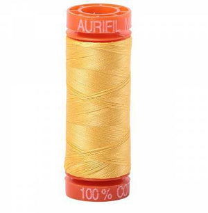 Aurifil 50wt Cotton Mako Thread