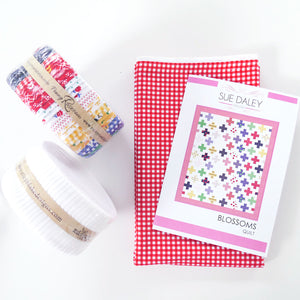 Blossom Quilt Fabric Kit - 4 options available