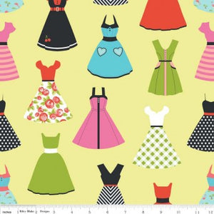 Novelty Dresses Yellow