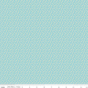 Forget-Me-Not Confetti Aqua
