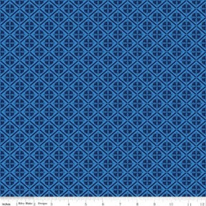 Blue Carolina Tile Navy