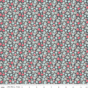 Abbie Fabric C7712 Gray