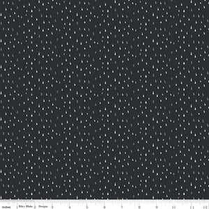 Abbie Fabric C7716 Black